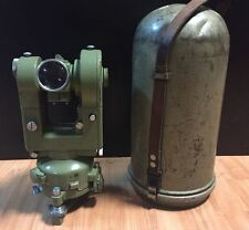 LEICA WILD HEERBRUGG T2 UNIVERSAL THEODOLITE with BULLET CASE, FREE SHIPPING