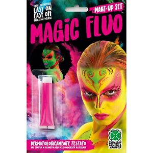 Carnival Toys 9414 : Set Maquillage Tube Teint Rose Magic Fluo Ml. 20 Ca