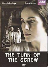 THE TURN OF THE SCREW 2009 Michelle Dockery, Eva Sayer, SEALED  ALL REG DVD