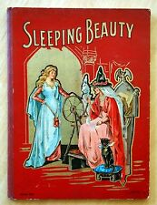 Sleeping Beauty (Fairyland Series) c1910 DeWolfe & Fiske CHROMOLITHOGRAPHS