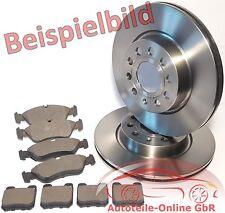 VW Passat 3B 3B2 3B3 3B5 Bremsscheiben + Bremsbeläge vorne + Bremsbeläge hinten