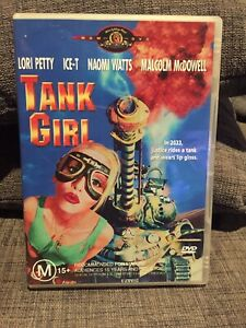 Tank Girl Dvd