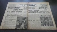 Newspapers The Journal N°17062 Saturday Night 8 July 1939 ABE