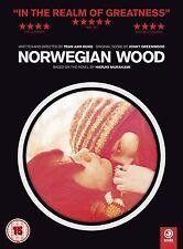 Norwegian Wood [DVD] Rinko Kikuchi, Kenichi Matsuyama - Japanese World Cinema