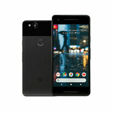 """Google Pixel 2 64 ГБ GA00139 просто черный, разблокированный, чистый Imei отличное 5"""" дисплей"""