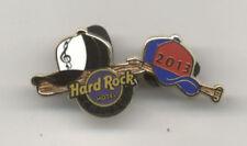 Hard Rock Cafe Chicago Hotel Cracked Baseball Bat 2013 White Sox Cubs Pin