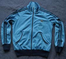 ADIDAS JACKET Vintage Retro TRACKSUIT TOP Oldschool Trainingsjacke Jacke 80s S