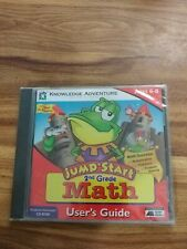 Jumpstart 2nd Grade Math Windows Mac Brand New educational homeschool learning