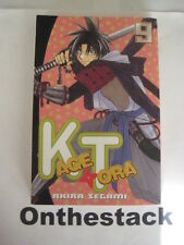 MANGA:     Kagetora Vol. 9 by Akira Segami (Paperback, 2008) In new condition!