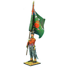 First Legion: NAP0473 British 51st Light Infantry Regiment Standard Bearer
