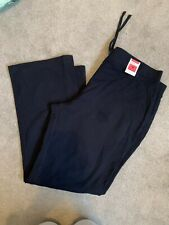 MARKS AND SPENCER NAVY CASUAL JOGGER TROUSERS SIZE 18 MEDIUM NEW