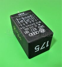 R120/ Audi VW Seat Skoda Black-175 Relay Starter 3A0927181 61233005 WLO Germany