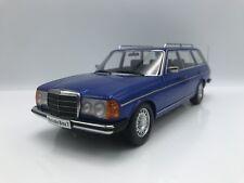 MERCEDES-BENZ 250 T s123 (w123) 1978-metallic-bleu foncé - 1:18 KK-Scale