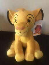 Simba Disney Plush Lion King Doll - NEW (with Tag)
