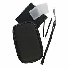 Gamexpert VFM Case Cover Bundle Screen Stylus for DS Lite DSi Black UNBOXED