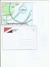 Kingdom of Ourania Tribute to Sealand 50th anniversary  postcard