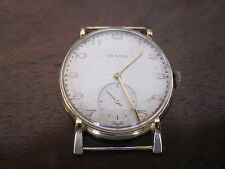 Zenith 18ct GOLD VINTAGE MECHANICAL WATCH