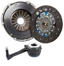 Skoda Fabia Octavia 1.9TDI 3Pc Clutch Kit Fits with LUK Version Flywheel 2002-08