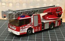 Mickon Umbau Mercedes MB Econic Metz DLK Drehleiter Feuerwehr Bremen 1:87 H0