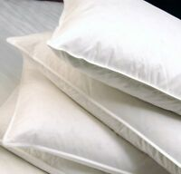 EGYPTIAN COTTON PILLOWS HOTEL QUALITY PILLOWS PURE LUXURY COVER