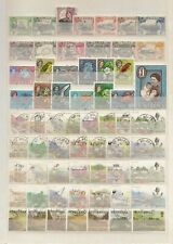 ST. HELENA 1953-82 SUPERB USED COMPLETE COLLECTION (EX TRISTAN RELIEF)