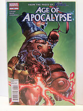 Marvel Comics Age Of Apocalypse 6 Bagged and Boarded Volume 1 2012