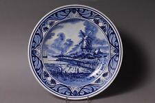Delft Holland Delfts Blauw RAM Wandteller Teller D= ca. 27,5 cm Handgeschildert