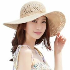 fed81993 Straw Adjustable Size Hats for Women for sale | eBay