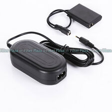 ACK-DC100 AC Power Adapter +DR-100 DC Coupler for Canon G1 X Mark II N100 Camera