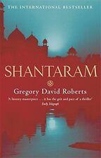 Shantaram New Paperback Book Gregory David Roberts
