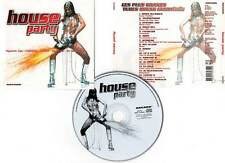 HOUSE PARTY (CD) Technotronic,Hysteric Ego,Faithless,Moby... 1997