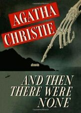 And Then There Were None by Agatha Christie (Hardback, 2013)