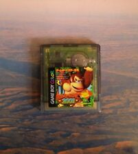 Donkey Kong Country 2001,Japanese Nintendo Gameboy Color GB[Japan Import] Cart