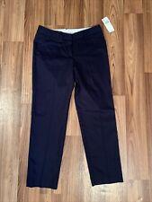 Valerie Stevens Navy Blue Womens Dress Pants Slacks Size 6