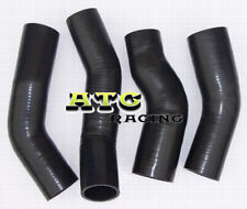 For Nissan 300ZX 90-96/Fairlady Z Z32 Twin Turbo Intercooler Silicone Hose BLACK