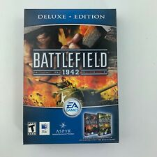 Battlefield 1942 Deluxe Edition Mac New Includes The Road to Rome 2 In 1 Deluxe