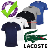 Lacoste Crew Neck Short Sleeve T shirt polo on sale