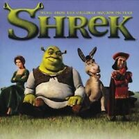 SHREK - DER TOLLKÜHNE HELD SOUNDTRACK CD NEUWARE