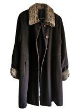 Manteau femme 42 laine et cachemire