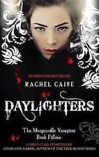 MORGANVILLE VAMPIRES / DAYLIGHTERS / RACHEL CAINE 9780749012717