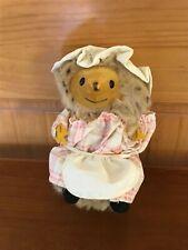 Vintage Eden Plush Beatrix Potter Mrs Tiggy Winkle Hedgehog Stuff Animal