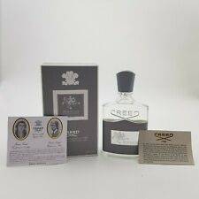 Creed Aventus 3.3oz Men's Cologne. New with box. 100ml