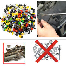 1000 Car Cable Mount Clamp Clip Plastic Auto Fastener Car-Styling Mixed Wire Tie