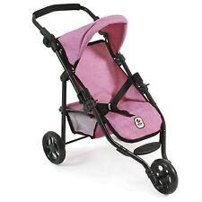Bayer Chic 2000 Jogging-Buggy Lola Jeans pink NEU