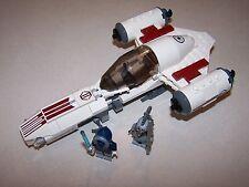 Lego 8085 Freeco Speeder Star Wars 100% Complete