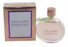 Sensuous  by Estee Lauder Eau De Parfum Spray 3.4/3.3 oz For women New In Box
