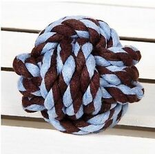 Unbranded Cotton Ball Dog Toys