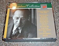 The Copland Collection: Orchestral & Ballet Works, 1936-1948 (Sony 2 CDs)