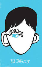 Wonder, Palacio, R J, Very Good Book
