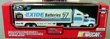 1995 Racing Champions Geoff Bodine 1:64 Scale Hauler with Car Exide Batteries!
